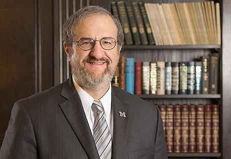 Mark Schlissel, M.D., Ph.D.