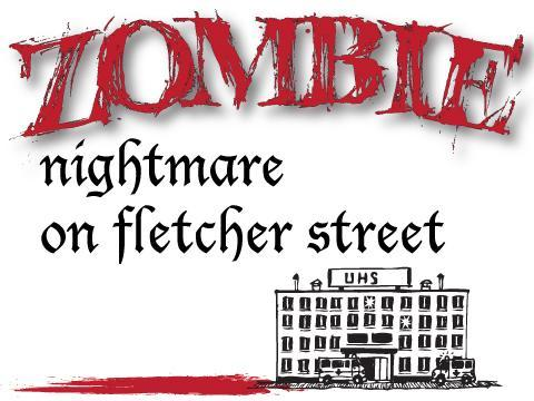 Zombie Nightmare on Fletcher Street 2014