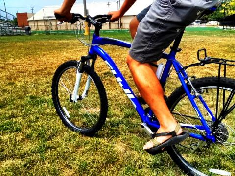 Blue Bike image from RecSports