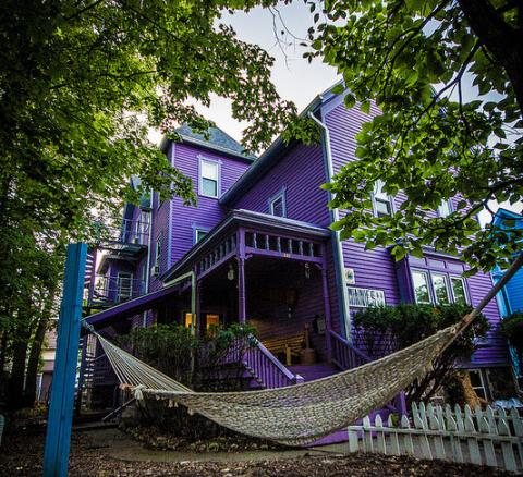 Purple Off-Campus Housing Co-op