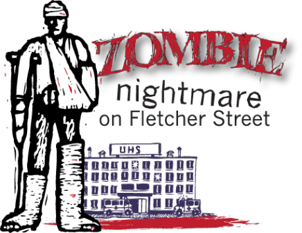 Zombie nightmare on Fletcher Street