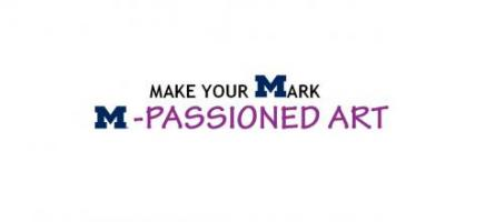 M Passioned Art logo
