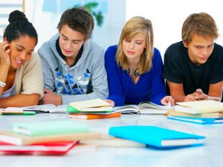 New Student Information & Forms -  Image of Students