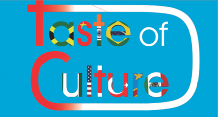 Multi-Ethnic Student Affairs and Trotter Multicultural Center presents Taste of Culture on Sunday, September 8 from 2 to 6pm in the Trotter Multicultural Center.