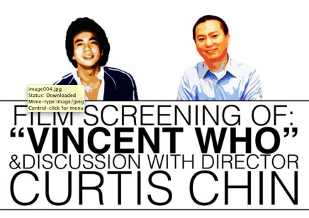 film screening of vincent who