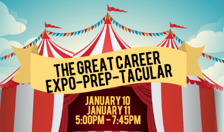 Career Expo-PREP-tacular promo
