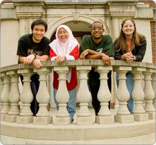 a diversified student body is a valued part of the U-M culture