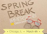 Spring Break Immersions