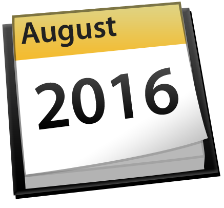 dates to remember august 2016 parents and families