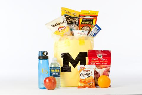Healthy Snack Bag
