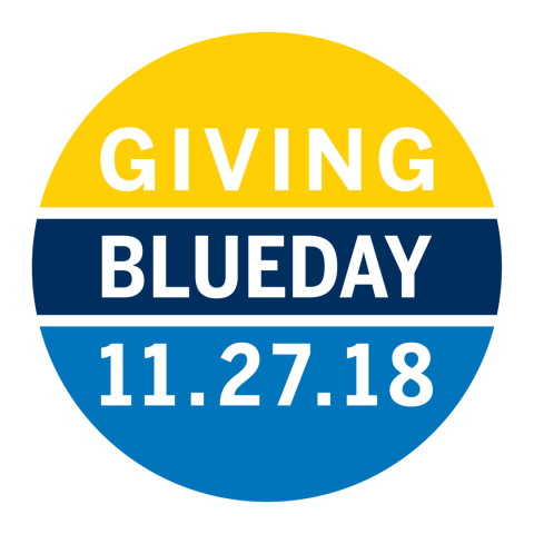 Giving Blueday 2018