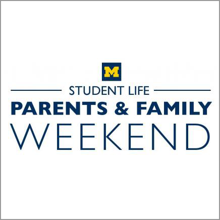 Parent's and Family Weekend