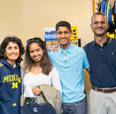 Family at Move-in