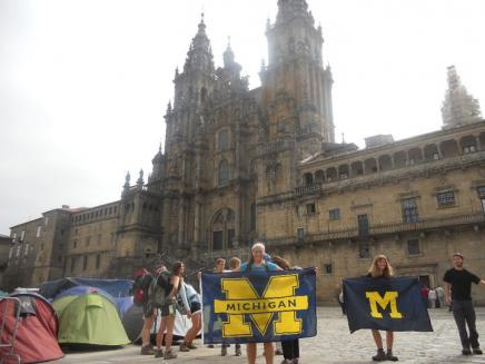 U-M students traveling abroad