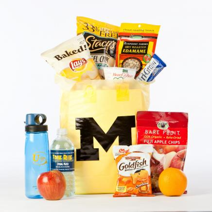 MHealthy Snack Bag