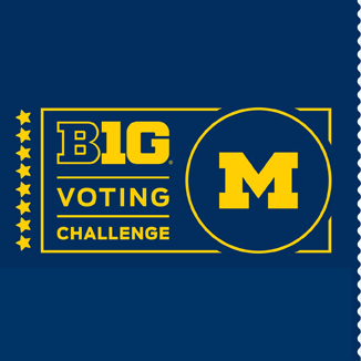 Big 10 Voting Challenge