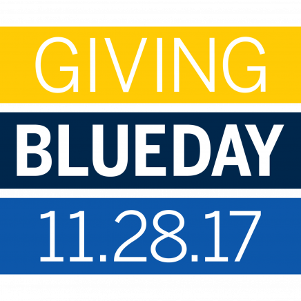 Giving Blueday 11-28-2017
